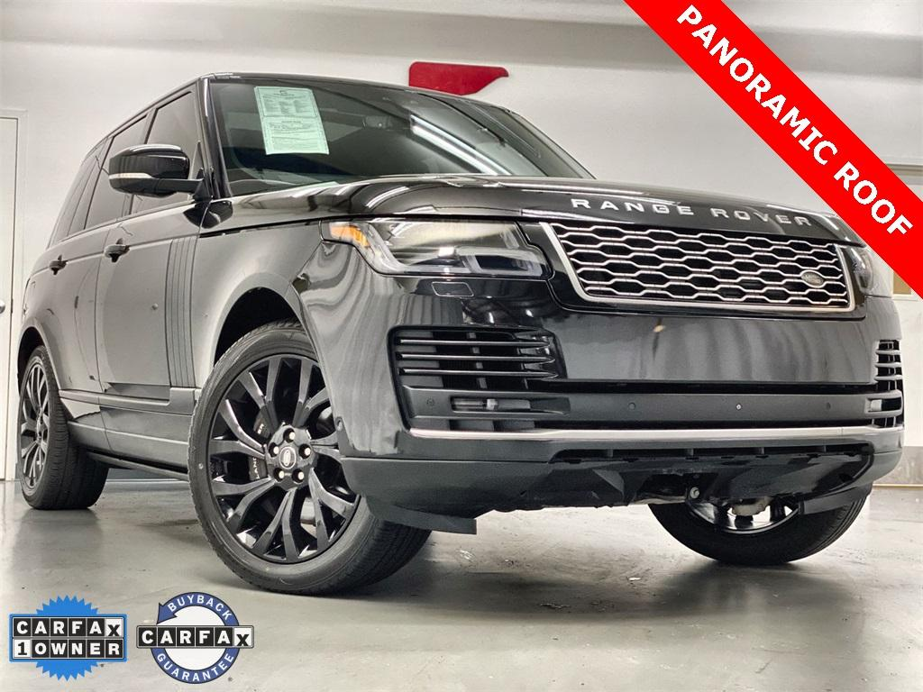 Used 2018 Land Rover Range Rover 3.0L V6 Supercharged HSE for sale $72,999 at Gravity Autos Marietta in Marietta GA 30060 1