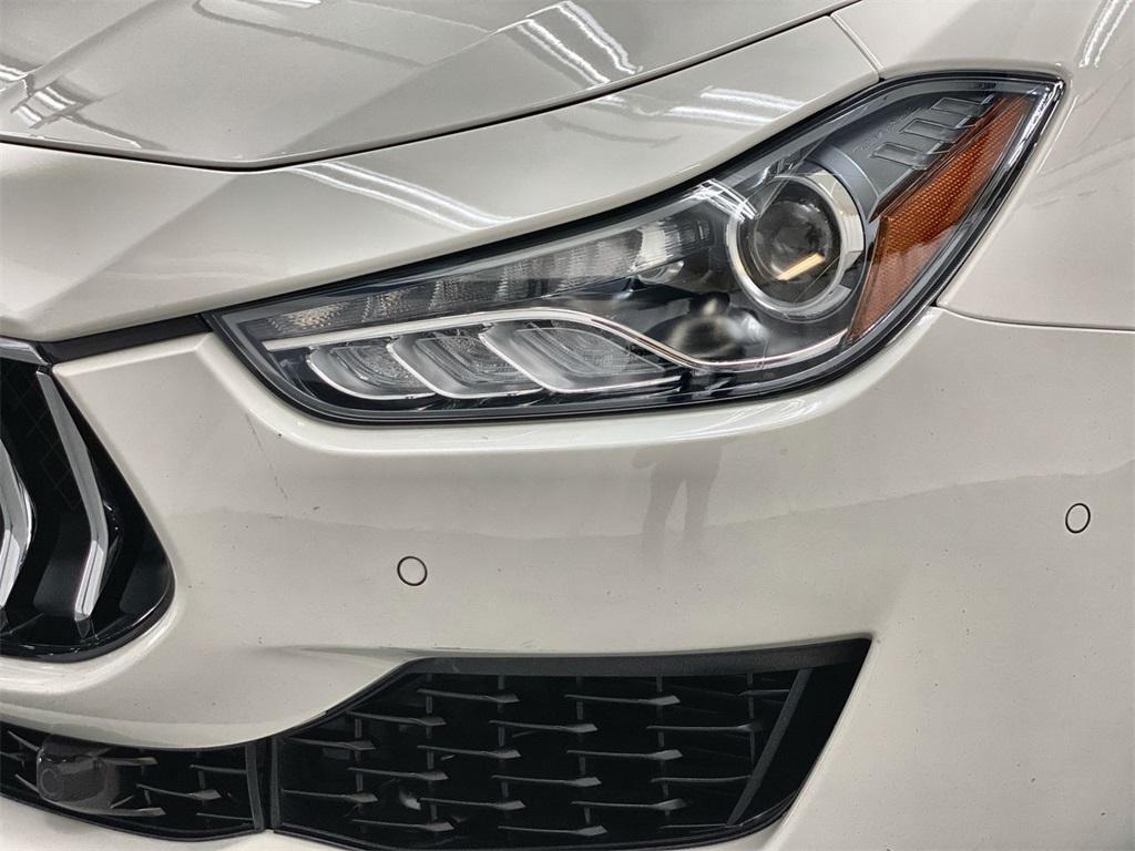 Used 2018 Maserati Ghibli Base for sale $41,998 at Gravity Autos Marietta in Marietta GA 30060 10