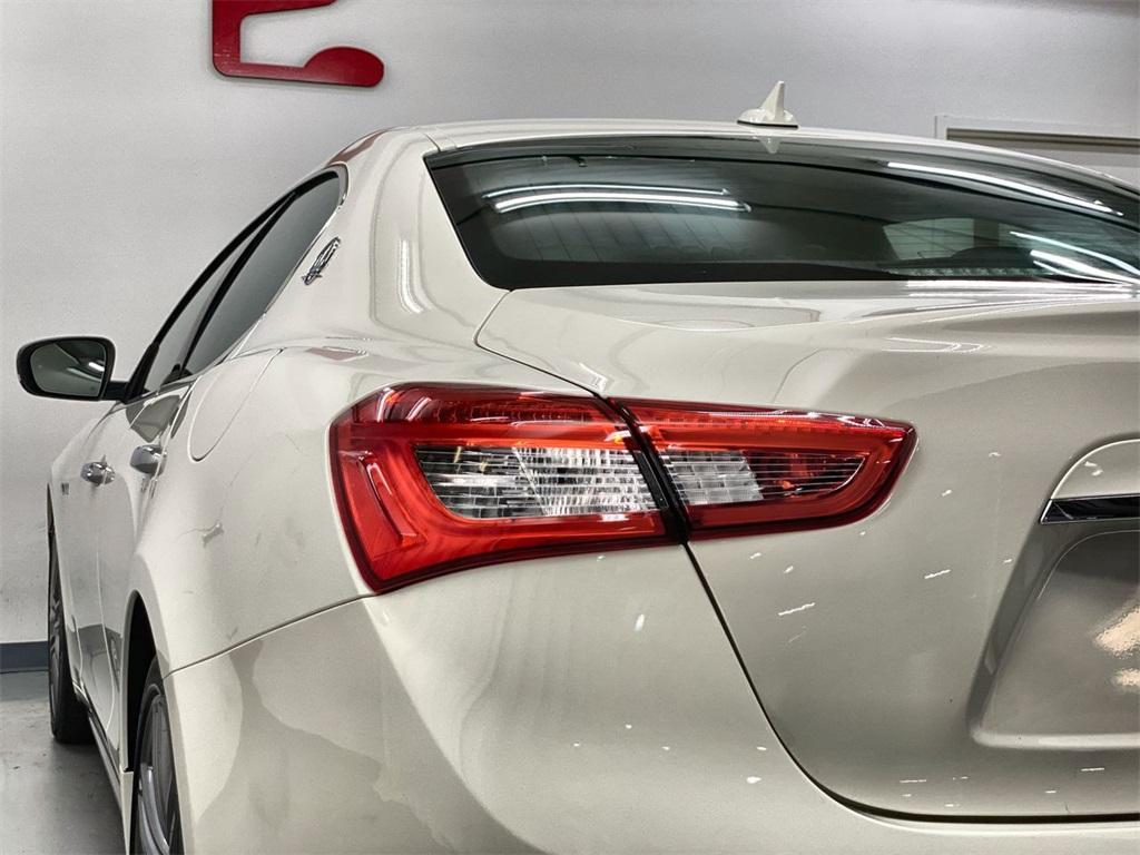 Used 2018 Maserati Ghibli Base for sale $41,998 at Gravity Autos Marietta in Marietta GA 30060 11