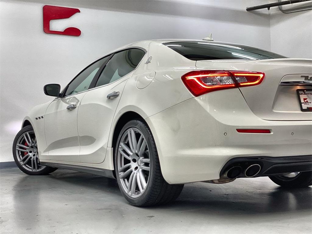 Used 2018 Maserati Ghibli Base for sale $41,998 at Gravity Autos Marietta in Marietta GA 30060 13