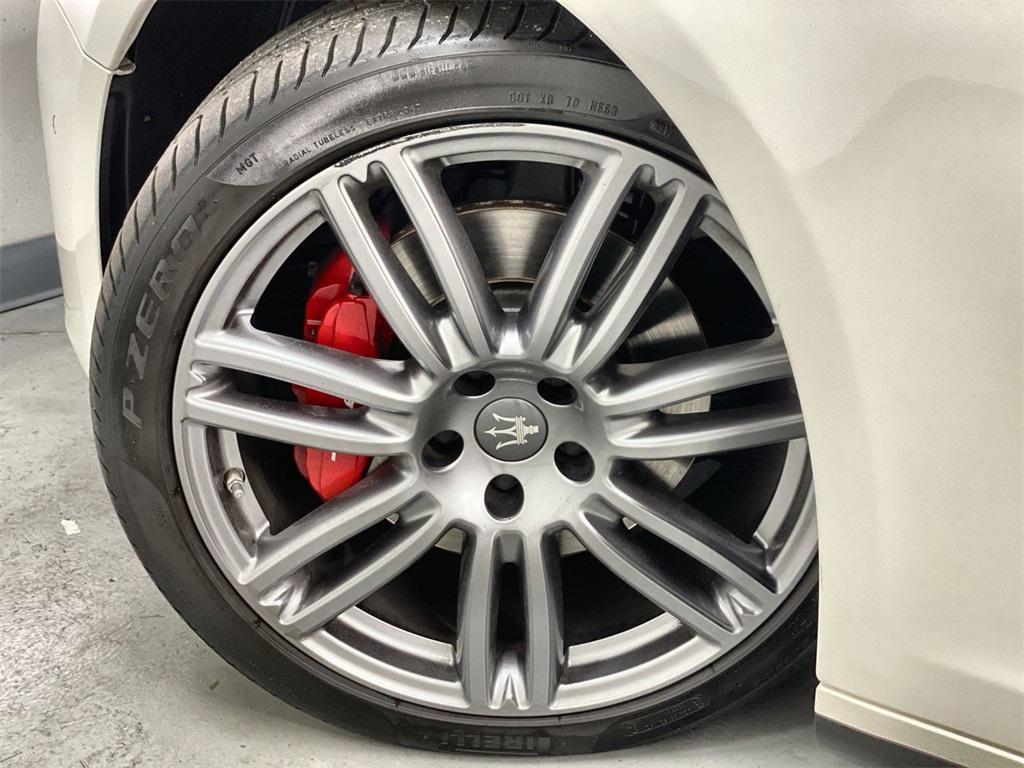 Used 2018 Maserati Ghibli Base for sale $41,998 at Gravity Autos Marietta in Marietta GA 30060 16
