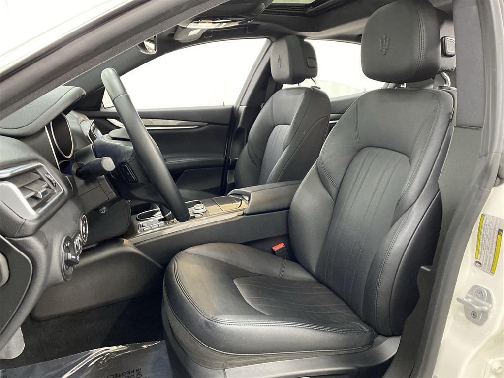 Used 2018 Maserati Ghibli Base for sale $41,998 at Gravity Autos Marietta in Marietta GA 30060 17