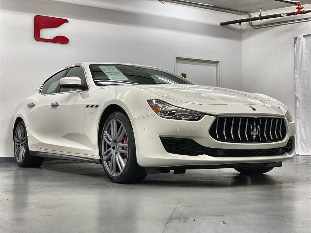 Used 2018 Maserati Ghibli Base for sale $41,998 at Gravity Autos Marietta in Marietta GA 30060 2