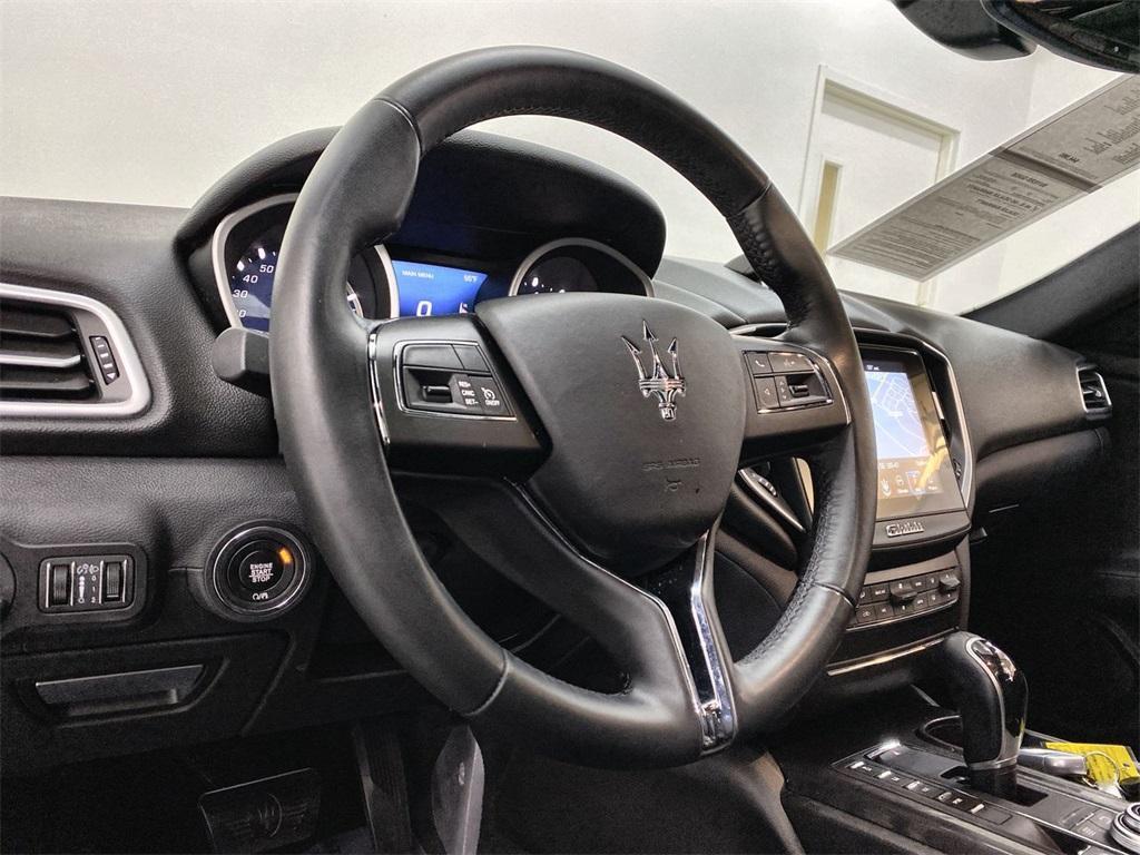 Used 2018 Maserati Ghibli Base for sale $41,998 at Gravity Autos Marietta in Marietta GA 30060 23