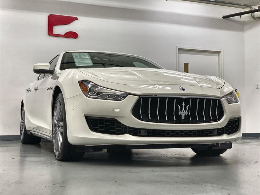Used 2018 Maserati Ghibli Base for sale $41,998 at Gravity Autos Marietta in Marietta GA 30060 3