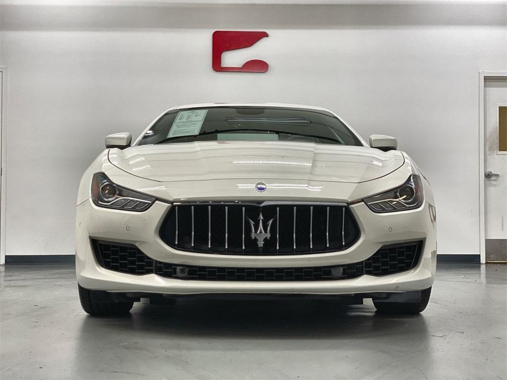 Used 2018 Maserati Ghibli Base for sale $41,998 at Gravity Autos Marietta in Marietta GA 30060 4