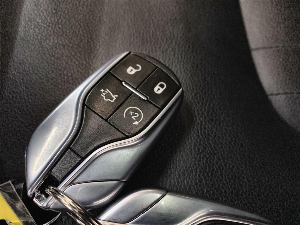 Used 2018 Maserati Ghibli Base for sale $41,998 at Gravity Autos Marietta in Marietta GA 30060 40