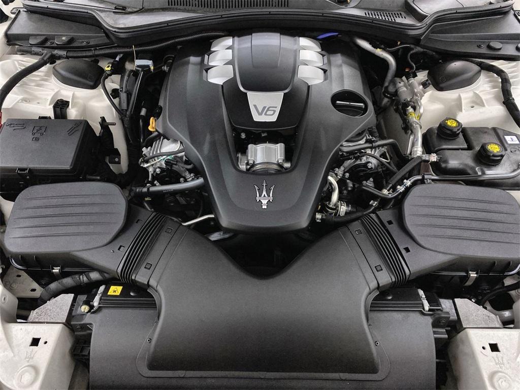 Used 2018 Maserati Ghibli Base for sale $41,998 at Gravity Autos Marietta in Marietta GA 30060 42