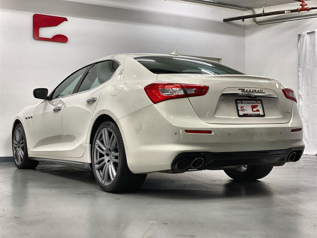 Used 2018 Maserati Ghibli Base for sale $41,998 at Gravity Autos Marietta in Marietta GA 30060 7