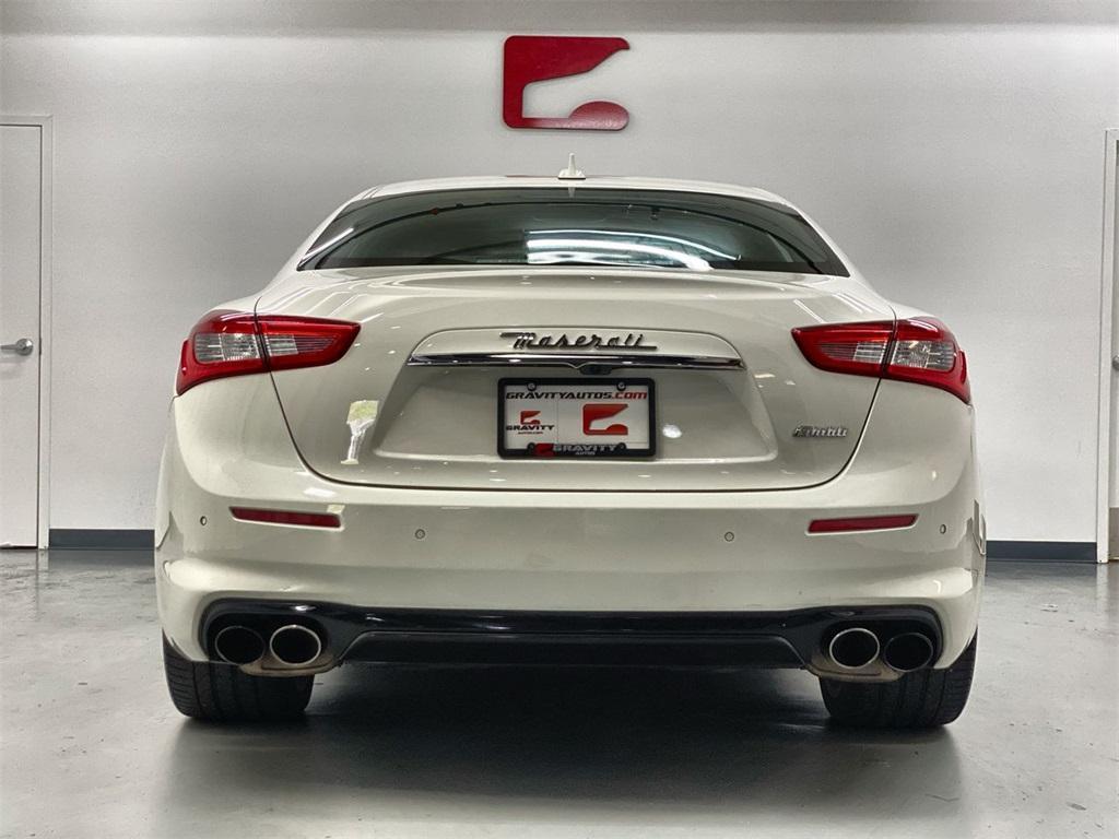 Used 2018 Maserati Ghibli Base for sale $41,998 at Gravity Autos Marietta in Marietta GA 30060 8