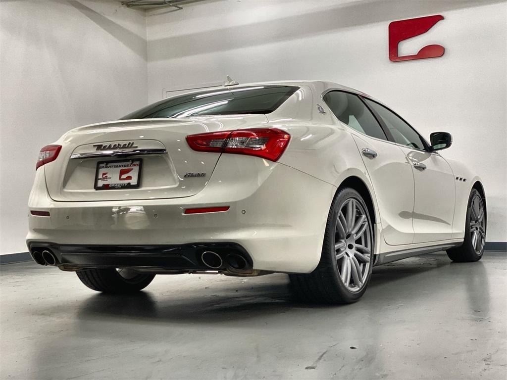 Used 2018 Maserati Ghibli Base for sale $41,998 at Gravity Autos Marietta in Marietta GA 30060 9