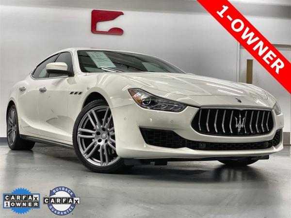 Used 2018 Maserati Ghibli Base for sale $41,998 at Gravity Autos Marietta in Marietta GA
