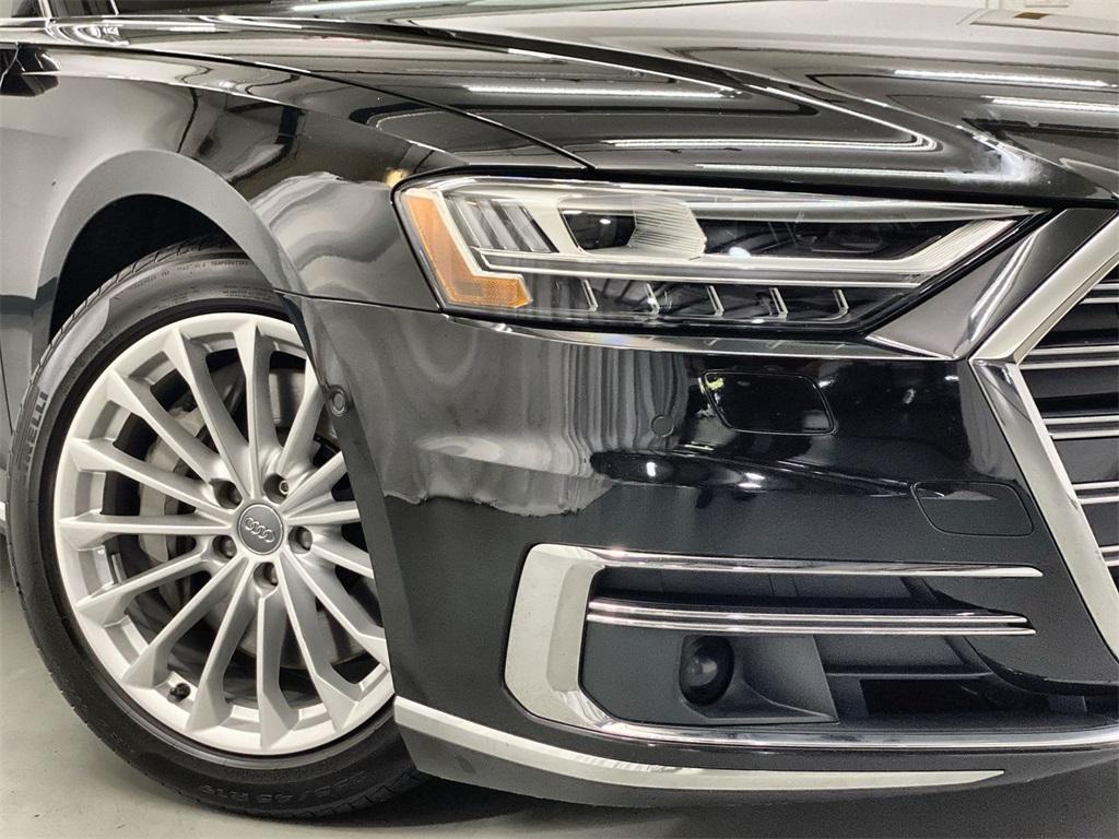 Used 2019 Audi A8 L 55 for sale $66,395 at Gravity Autos Marietta in Marietta GA 30060 12