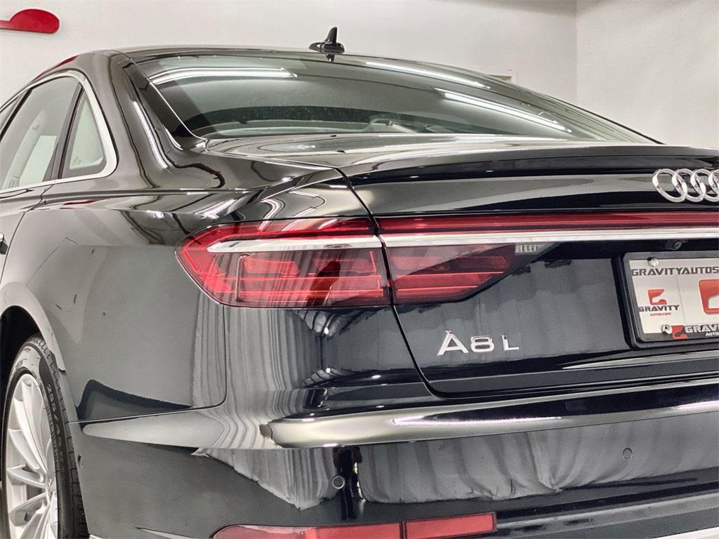 Used 2019 Audi A8 L 55 for sale $66,395 at Gravity Autos Marietta in Marietta GA 30060 13