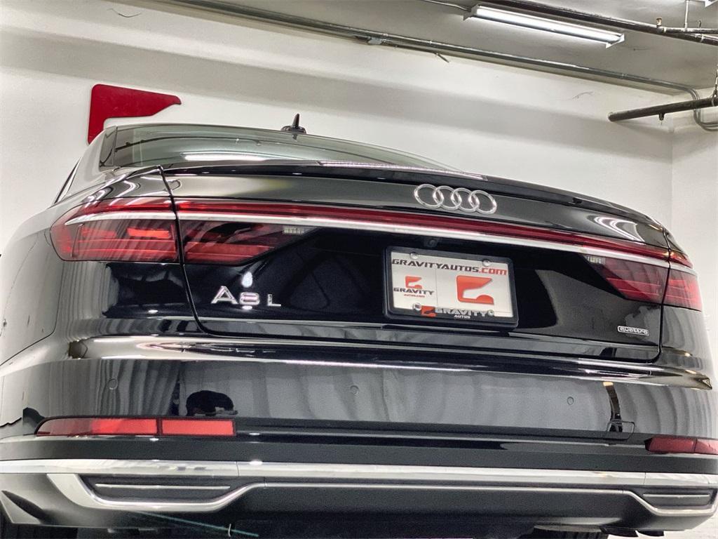 Used 2019 Audi A8 L 55 for sale $66,395 at Gravity Autos Marietta in Marietta GA 30060 14
