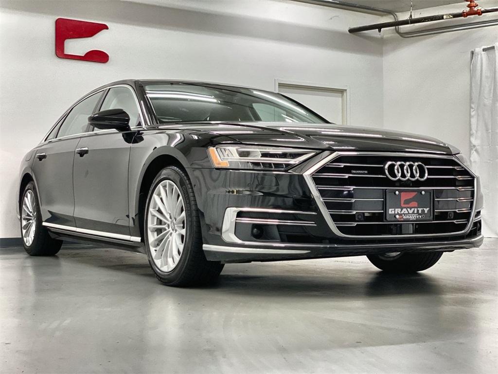 Used 2019 Audi A8 L 55 for sale $66,395 at Gravity Autos Marietta in Marietta GA 30060 2