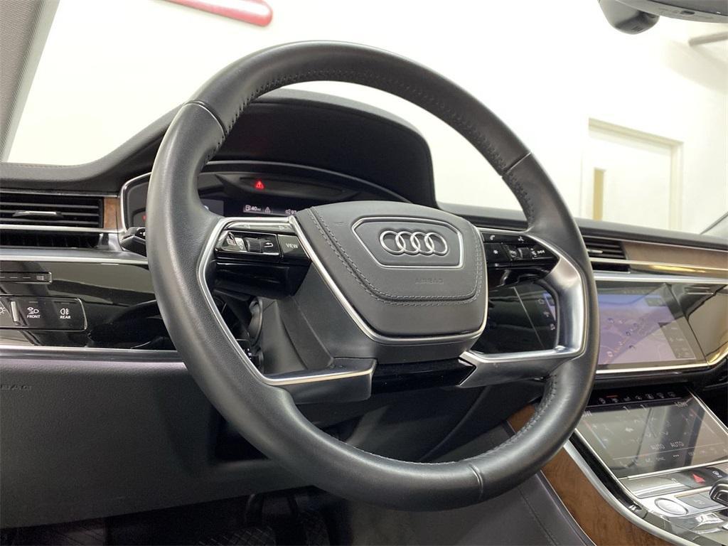 Used 2019 Audi A8 L 55 for sale $66,395 at Gravity Autos Marietta in Marietta GA 30060 26