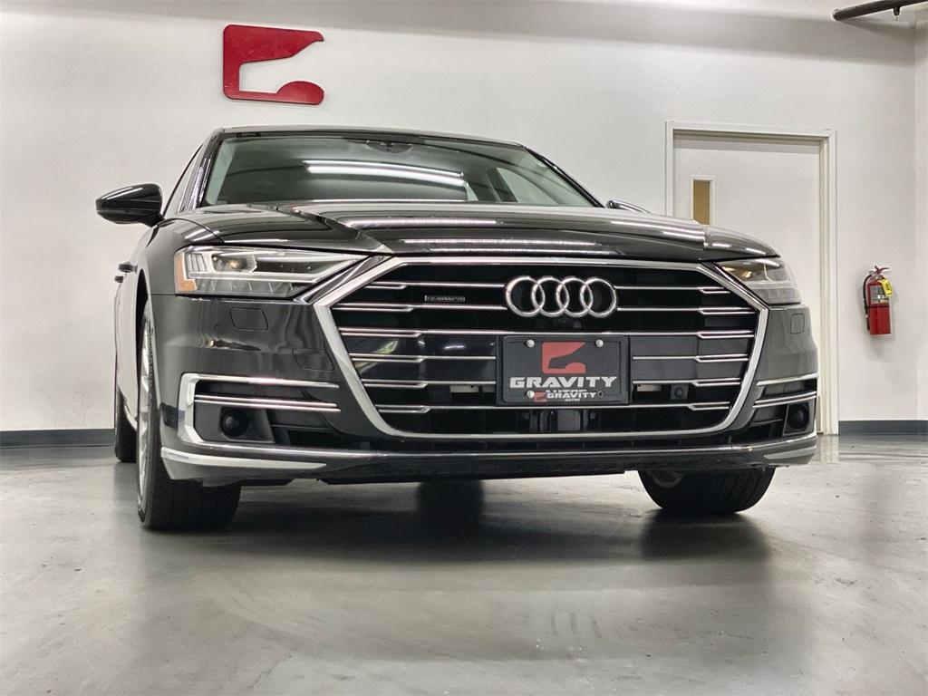 Used 2019 Audi A8 L 55 for sale $66,395 at Gravity Autos Marietta in Marietta GA 30060 3