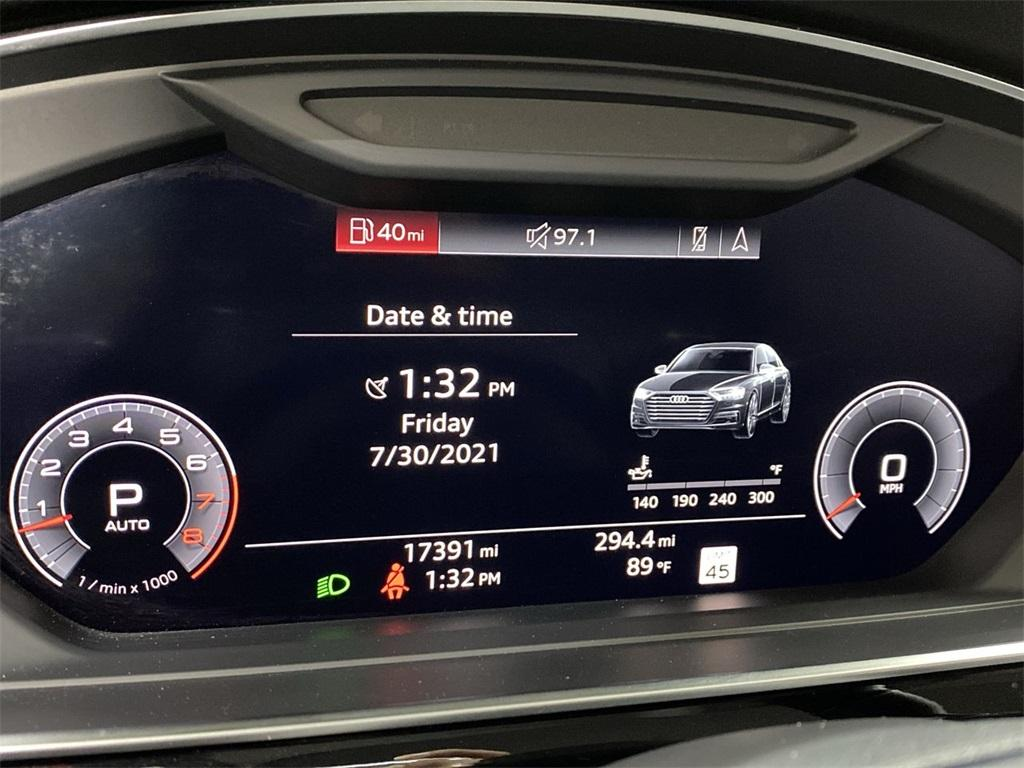 Used 2019 Audi A8 L 55 for sale $66,395 at Gravity Autos Marietta in Marietta GA 30060 30