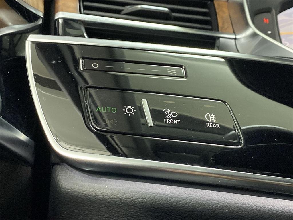 Used 2019 Audi A8 L 55 for sale $66,395 at Gravity Autos Marietta in Marietta GA 30060 32