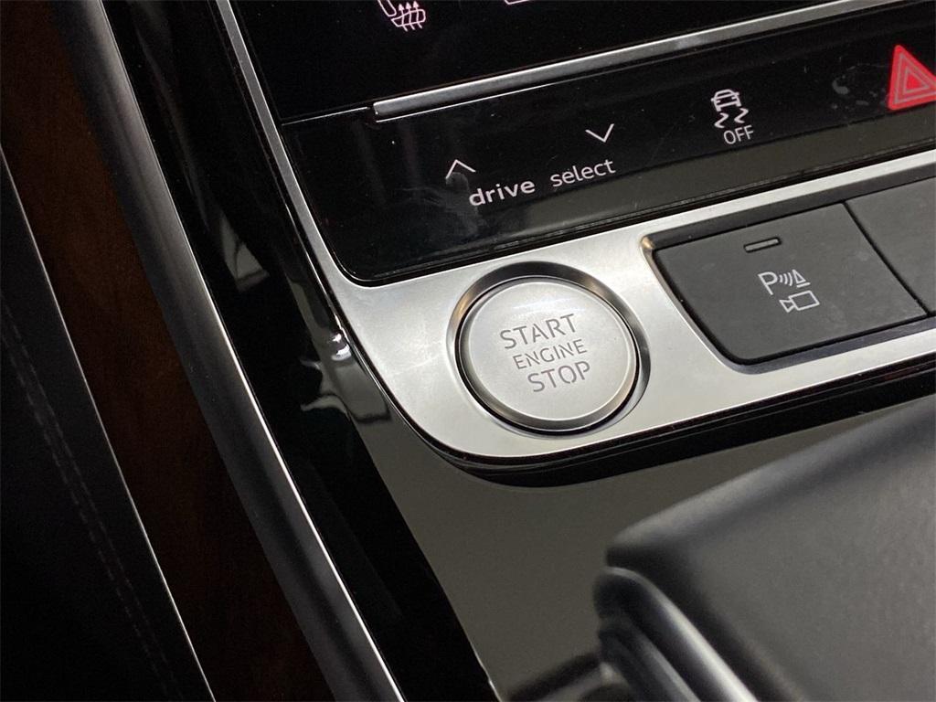 Used 2019 Audi A8 L 55 for sale $66,395 at Gravity Autos Marietta in Marietta GA 30060 34