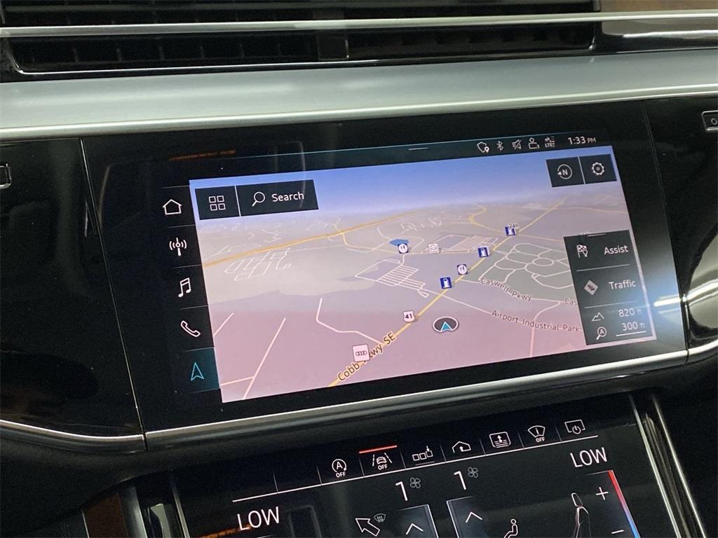 Used 2019 Audi A8 L 55 for sale $66,395 at Gravity Autos Marietta in Marietta GA 30060 35