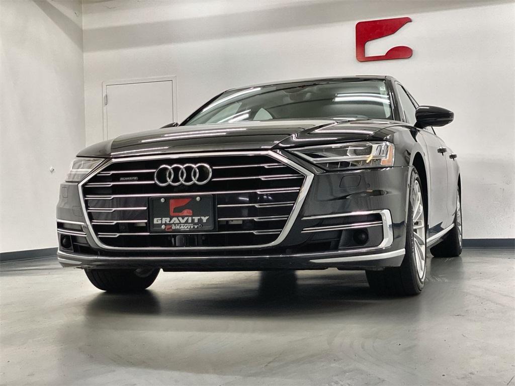 Used 2019 Audi A8 L 55 for sale $66,395 at Gravity Autos Marietta in Marietta GA 30060 4