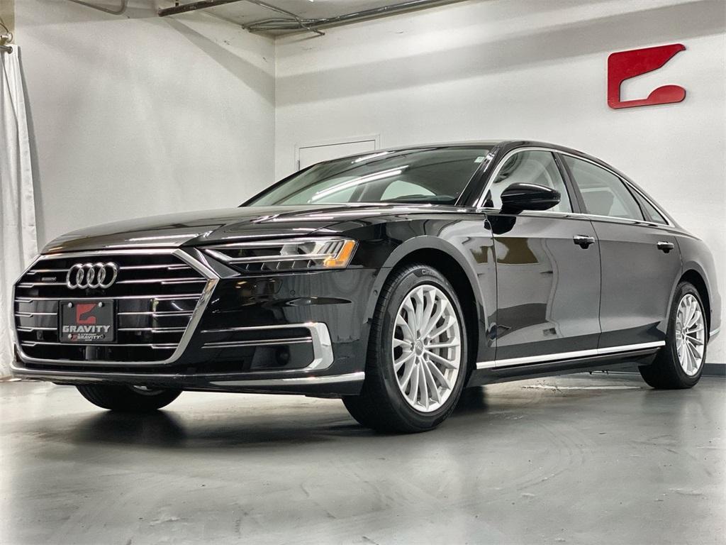 Used 2019 Audi A8 L 55 for sale $66,395 at Gravity Autos Marietta in Marietta GA 30060 5