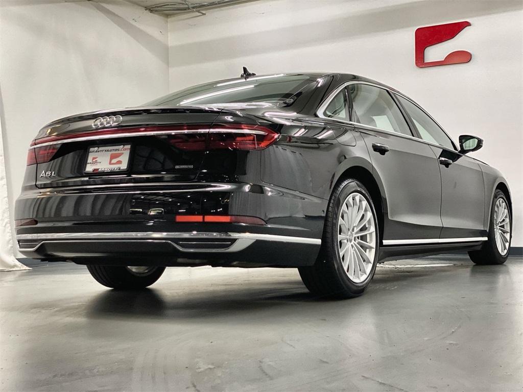 Used 2019 Audi A8 L 55 for sale $66,395 at Gravity Autos Marietta in Marietta GA 30060 7