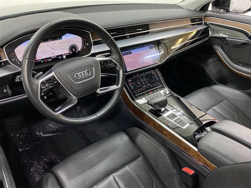 Used 2019 Audi A8 L 55 for sale $66,395 at Gravity Autos Marietta in Marietta GA 30060 8