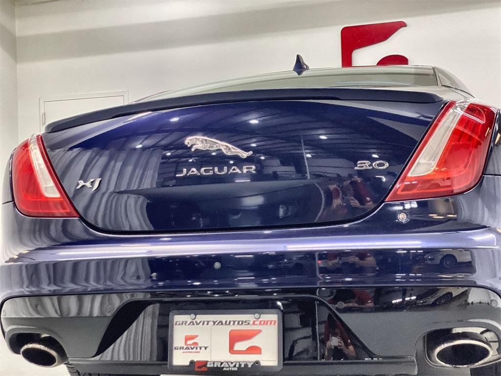 Used 2017 Jaguar XJ R-Sport for sale $36,495 at Gravity Autos Marietta in Marietta GA 30060 12