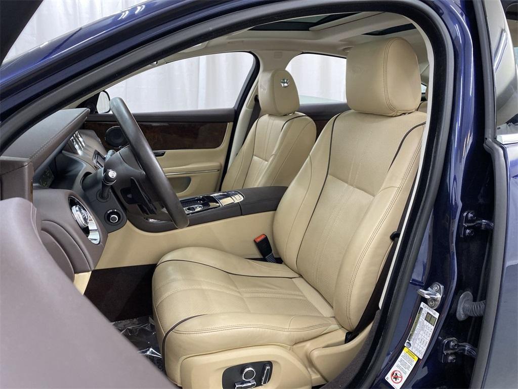 Used 2017 Jaguar XJ R-Sport for sale $36,495 at Gravity Autos Marietta in Marietta GA 30060 17