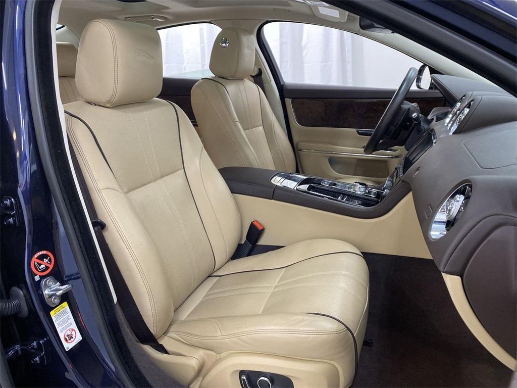 Used 2017 Jaguar XJ R-Sport for sale $36,495 at Gravity Autos Marietta in Marietta GA 30060 19