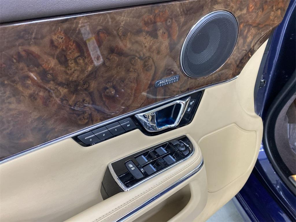 Used 2017 Jaguar XJ R-Sport for sale $36,495 at Gravity Autos Marietta in Marietta GA 30060 21