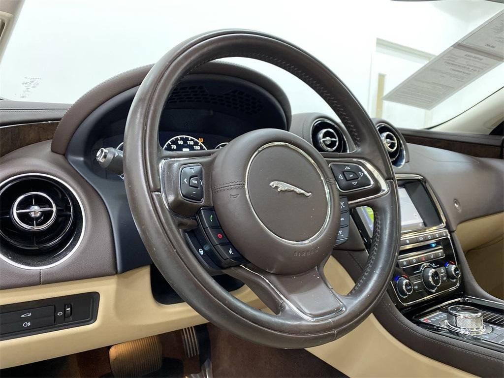 Used 2017 Jaguar XJ R-Sport for sale $36,495 at Gravity Autos Marietta in Marietta GA 30060 24