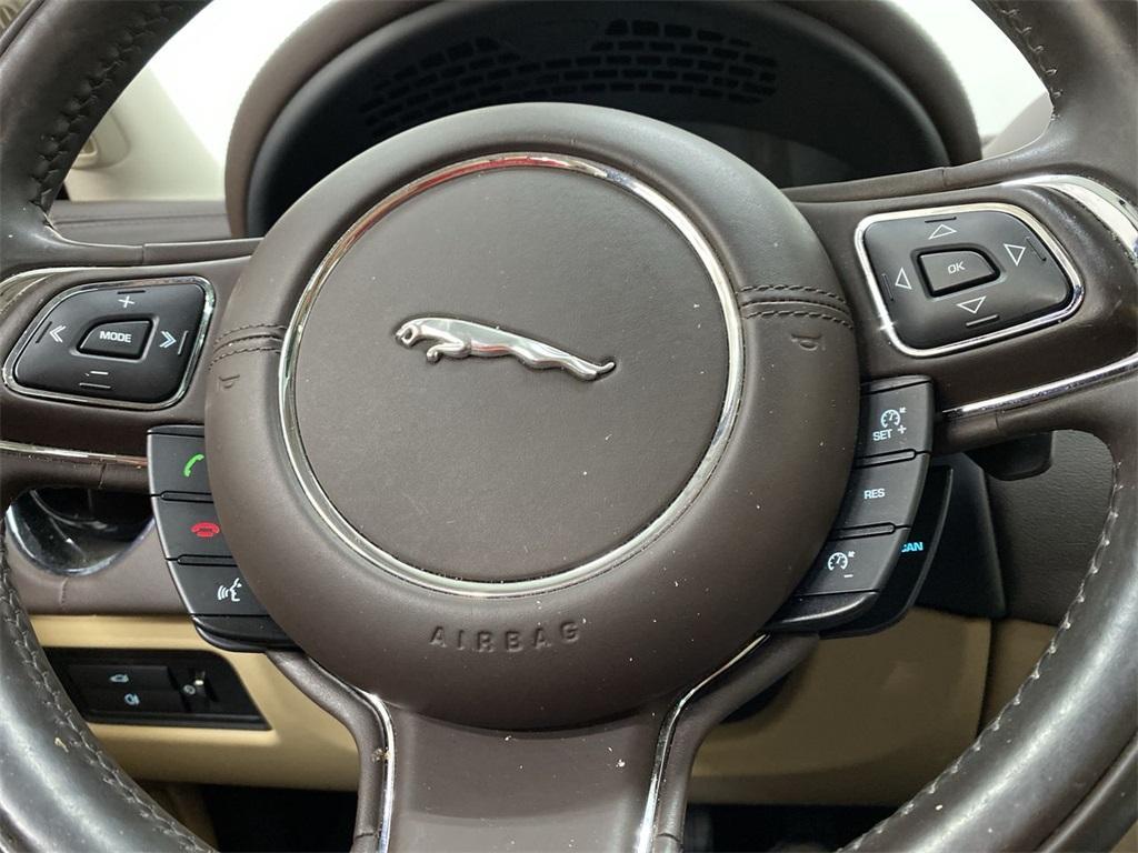 Used 2017 Jaguar XJ R-Sport for sale $36,495 at Gravity Autos Marietta in Marietta GA 30060 26