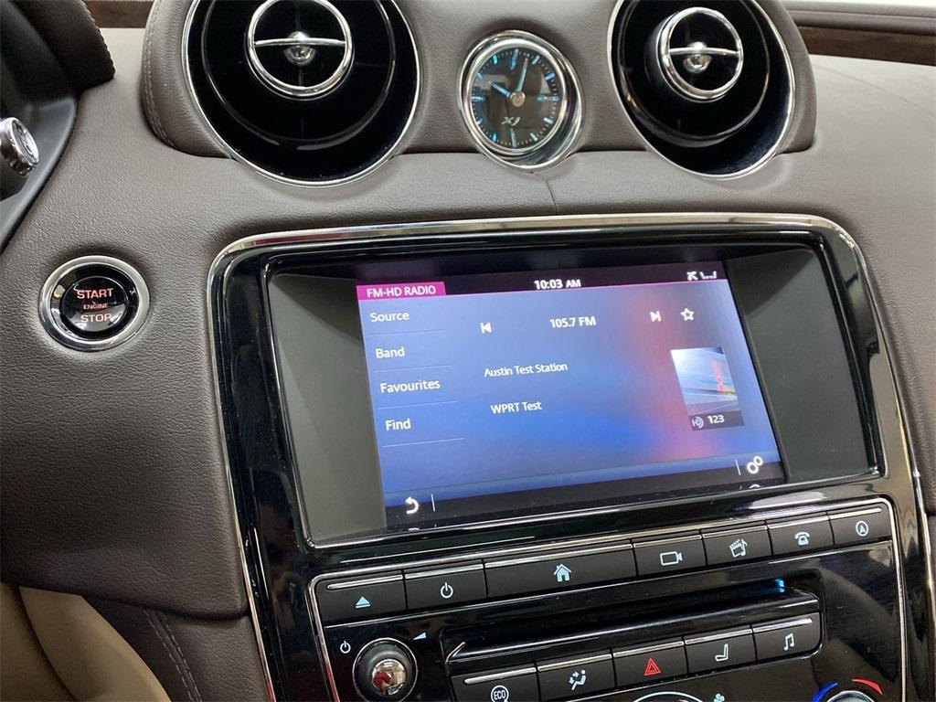 Used 2017 Jaguar XJ R-Sport for sale $36,495 at Gravity Autos Marietta in Marietta GA 30060 32