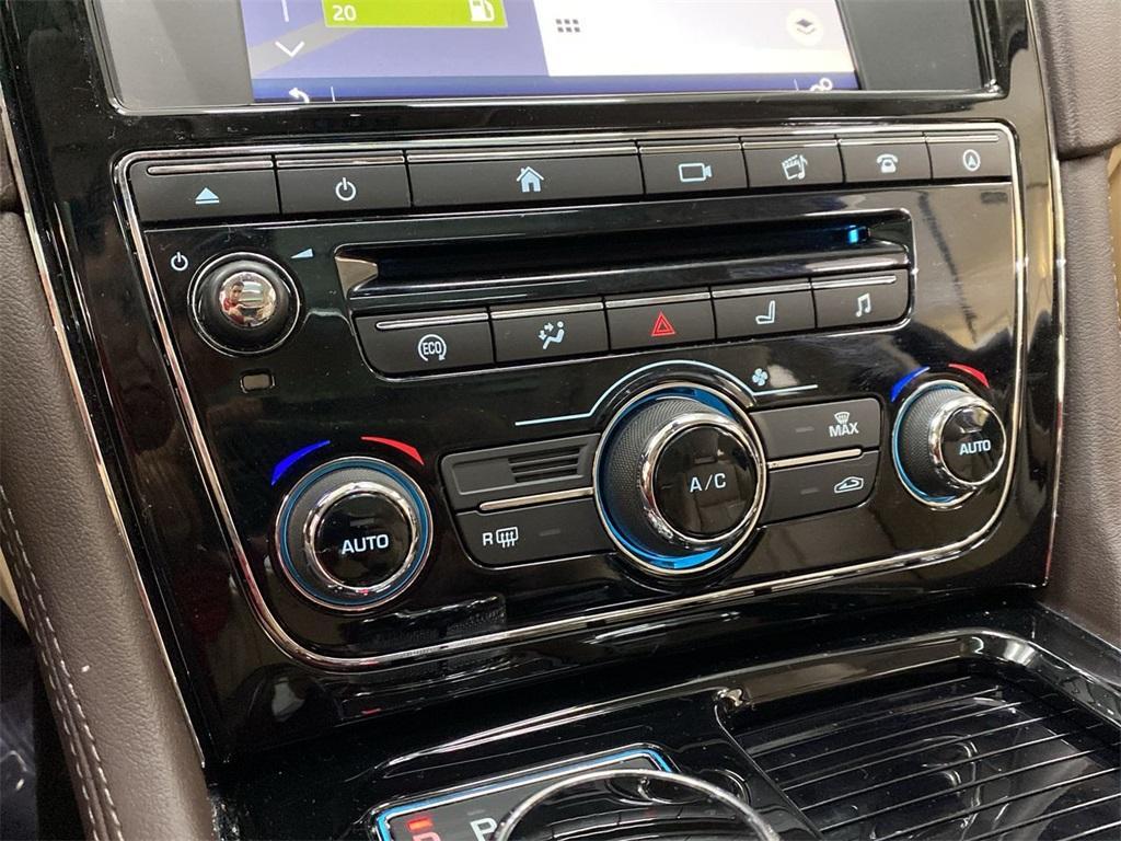 Used 2017 Jaguar XJ R-Sport for sale $36,495 at Gravity Autos Marietta in Marietta GA 30060 33