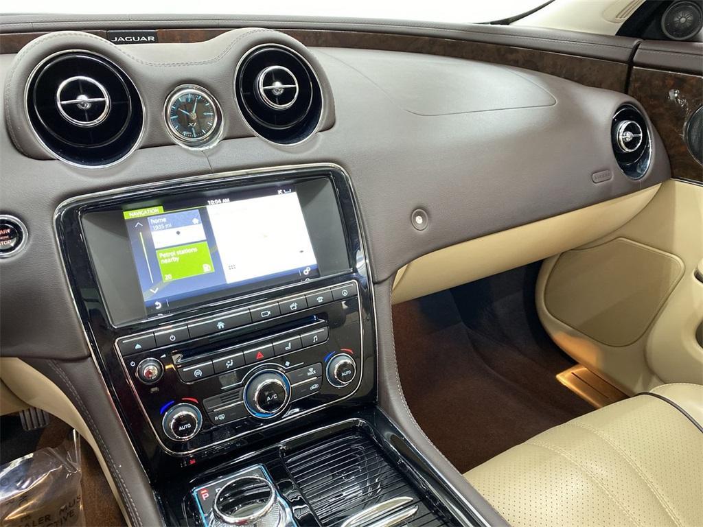 Used 2017 Jaguar XJ R-Sport for sale $36,495 at Gravity Autos Marietta in Marietta GA 30060 38