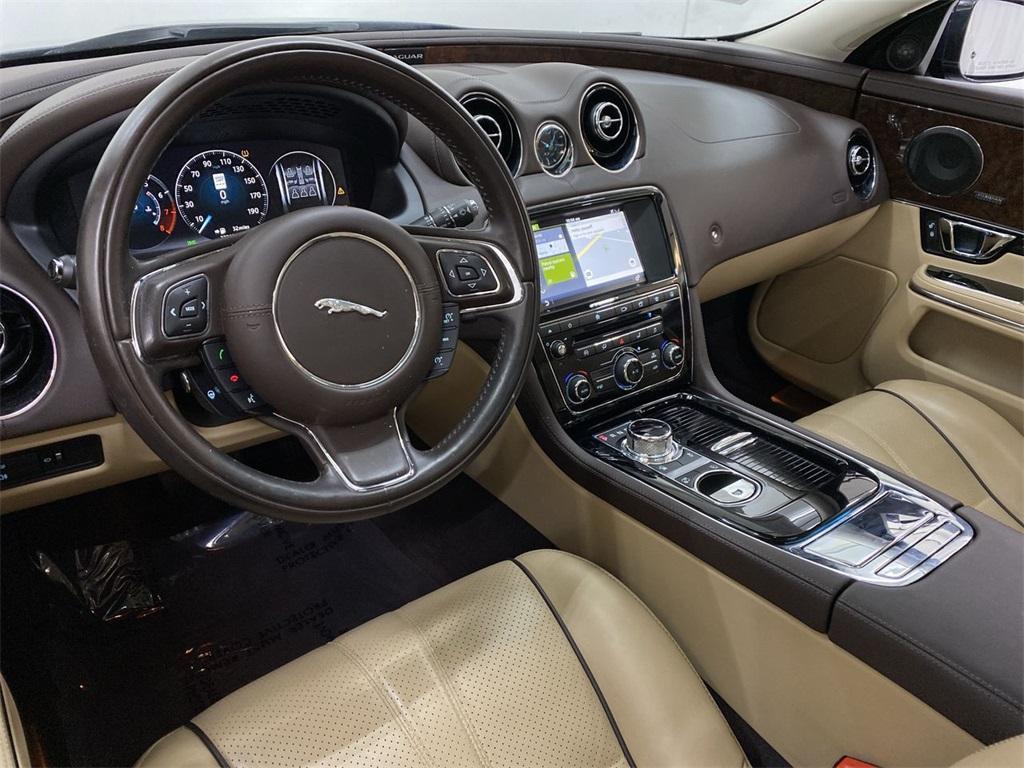 Used 2017 Jaguar XJ R-Sport for sale $36,495 at Gravity Autos Marietta in Marietta GA 30060 40