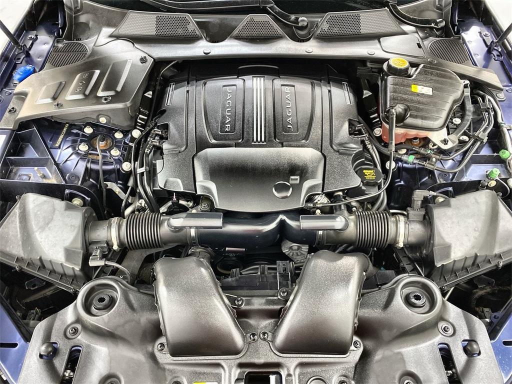 Used 2017 Jaguar XJ R-Sport for sale $36,495 at Gravity Autos Marietta in Marietta GA 30060 46
