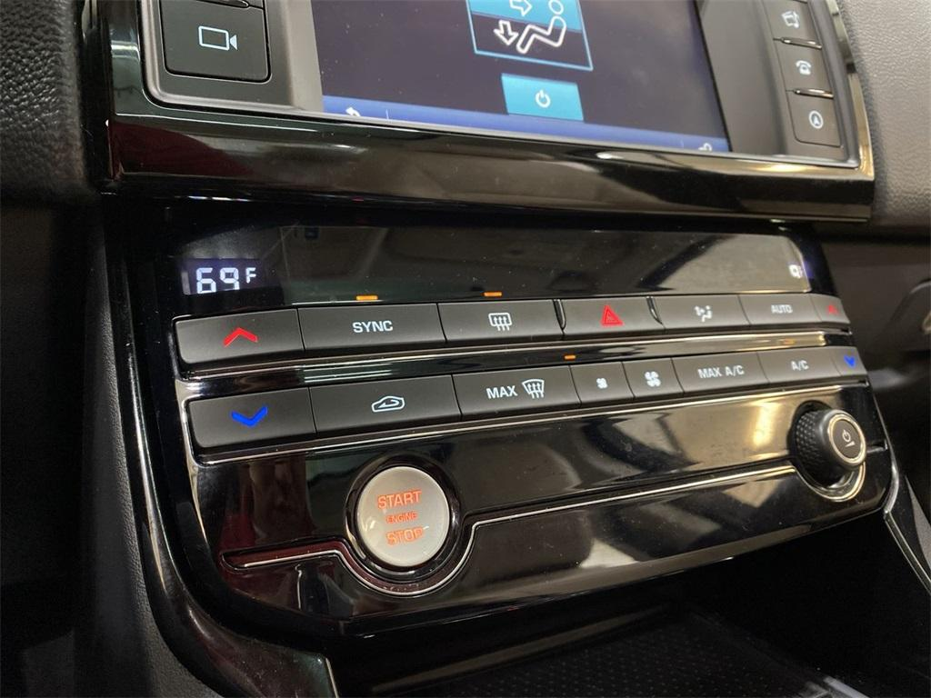 Used 2018 Jaguar XE 25t for sale $23,444 at Gravity Autos Marietta in Marietta GA 30060 29