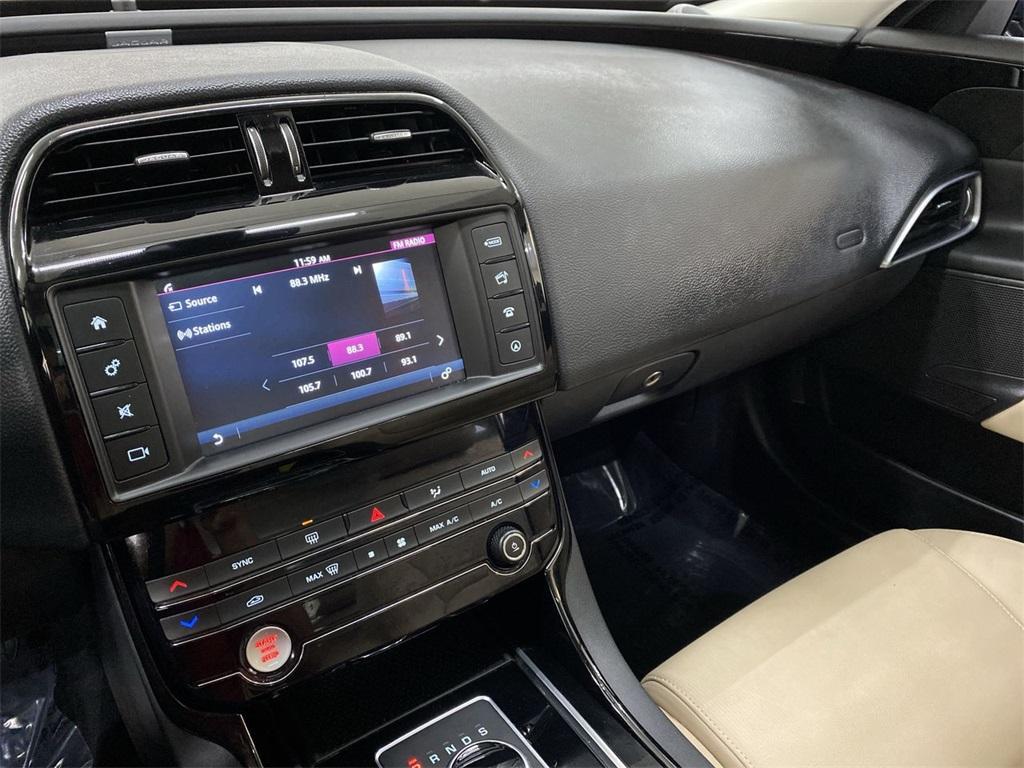 Used 2018 Jaguar XE 25t for sale $23,444 at Gravity Autos Marietta in Marietta GA 30060 32