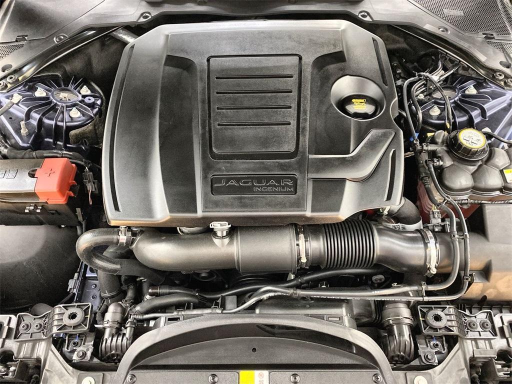 Used 2018 Jaguar XE 25t for sale $23,444 at Gravity Autos Marietta in Marietta GA 30060 39