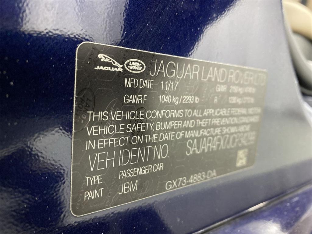 Used 2018 Jaguar XE 25t for sale $23,444 at Gravity Autos Marietta in Marietta GA 30060 40