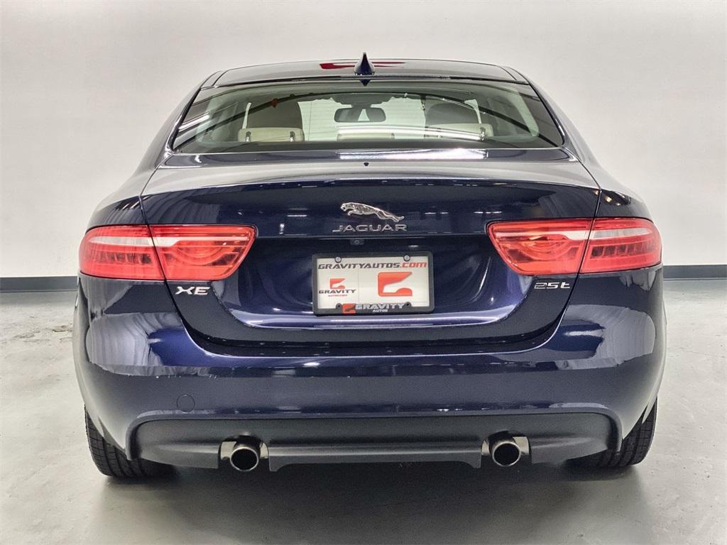 Used 2018 Jaguar XE 25t for sale $23,444 at Gravity Autos Marietta in Marietta GA 30060 8