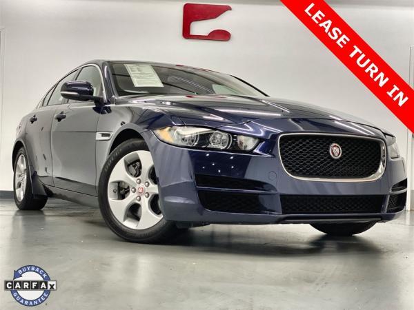 Used 2018 Jaguar XE 25t for sale $23,444 at Gravity Autos Marietta in Marietta GA