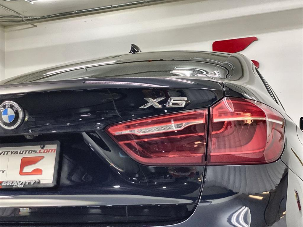 Used 2018 BMW X6 sDrive35i for sale $46,777 at Gravity Autos Marietta in Marietta GA 30060 11
