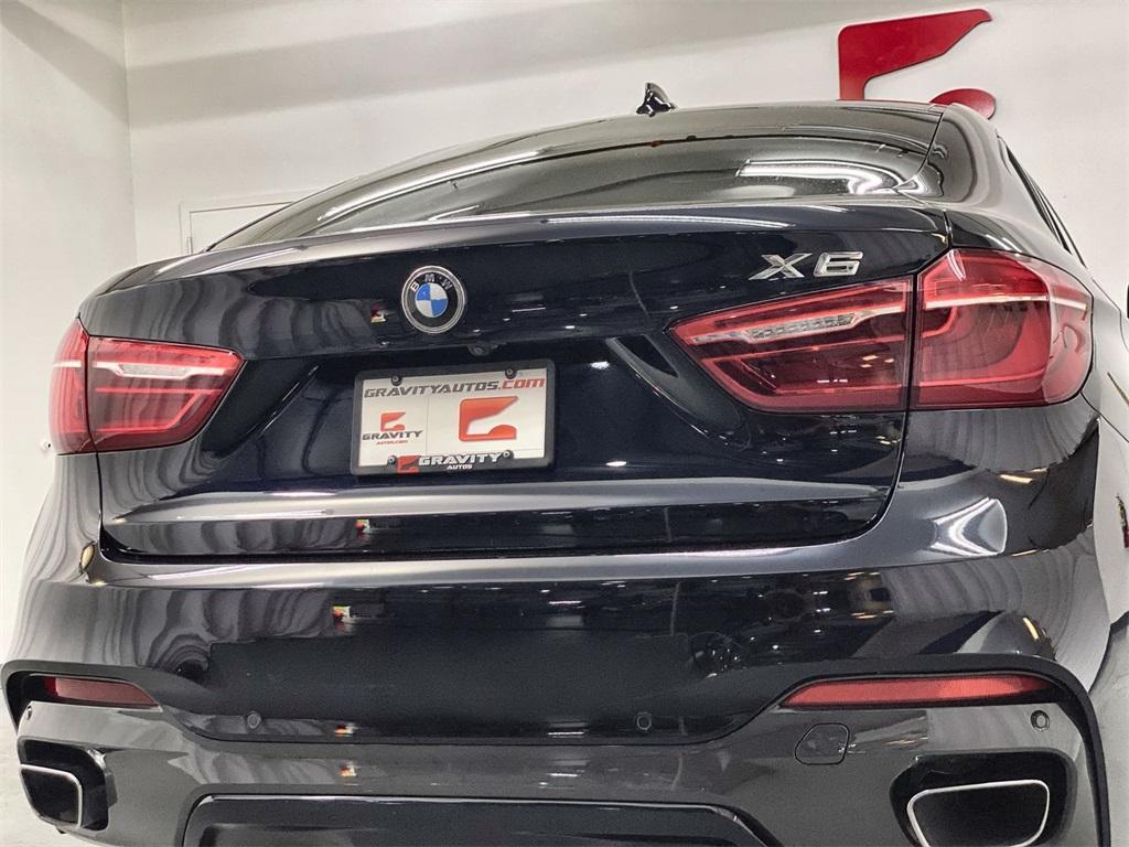 Used 2018 BMW X6 sDrive35i for sale $46,777 at Gravity Autos Marietta in Marietta GA 30060 12
