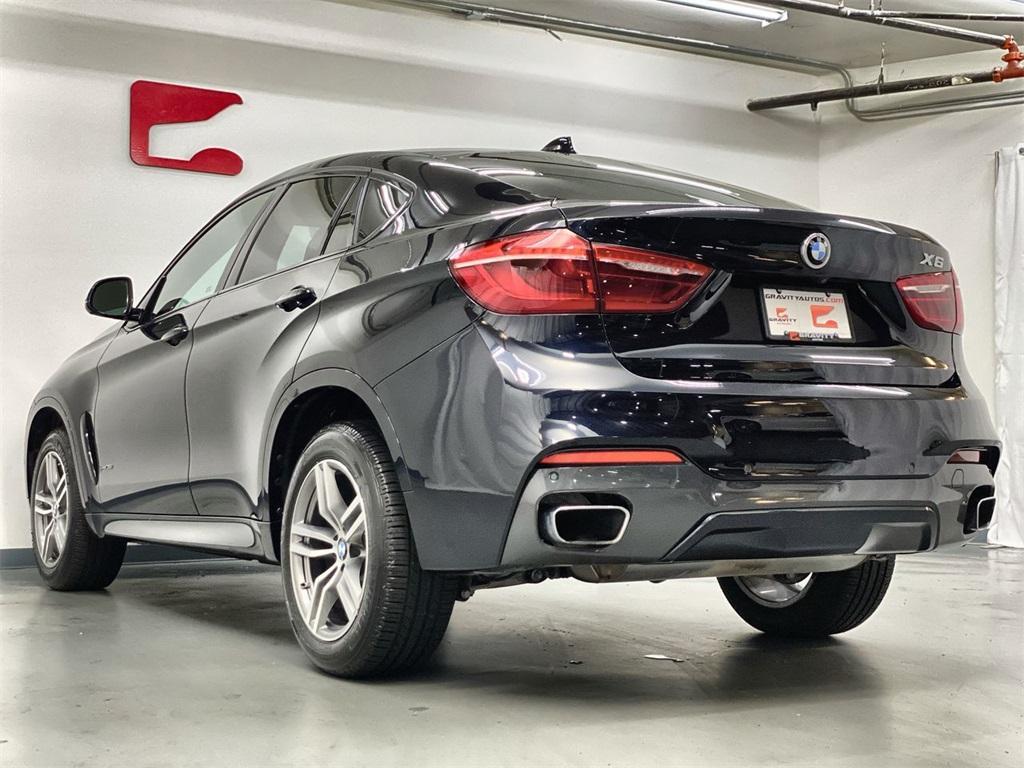 Used 2018 BMW X6 sDrive35i for sale $46,777 at Gravity Autos Marietta in Marietta GA 30060 7